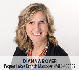 Image of Dianna Boyer, Pequot Lakes Branch Manager