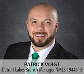 Image of Patrick Voigt, Detroit Lakes Branch Manager