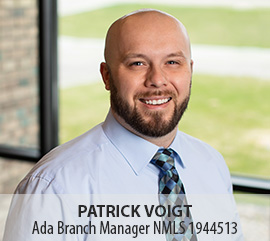 Image of Patrick Voigt, Ada Branch Manager