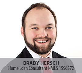 Image of our Detroit Lakes and Ada Home Loan Consultant Brady Hersch